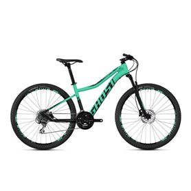 Ghost Lanao 3.7 AL W MTB 2018 27.5 inch jade blue night black size M (44 cm)