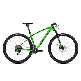 Ghost Lector 8.9 LC U MTB 2019 29 inch neon green night black size M (46 cm)