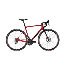 Ghost Nivolet X7.8 LC U Race bike 2018 28 inch riot red size M (54 cm)