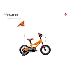 Ghost Powerkid AL 12 K Kids bike 2020 12 inch juice orange RH 18 cm
