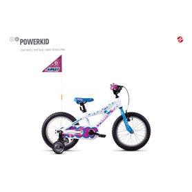 Ghost Powerkid AL 16 K Kids bike 2020 16 inch star white RH 23 cm