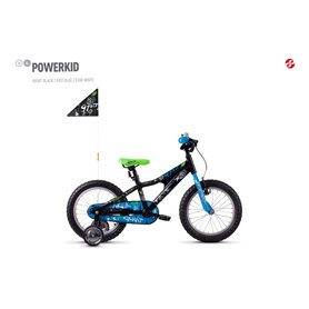 Ghost Powerkid AL 16 K Kids bike 2020 16 inch night black RH 23 cm
