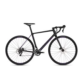 Ghost Violent Road Rage 5.8 LC U Race bike 2019 night black size XL (53 cm)