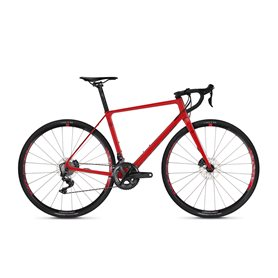 Ghost Violent Road Rage 7.8 LC U Race bike 2019 riot red size S (46.5 cm)