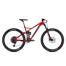 Ghost Slamr 6.7 AL U MTB 2019 27.5 inch riot red night black size M (43 cm)