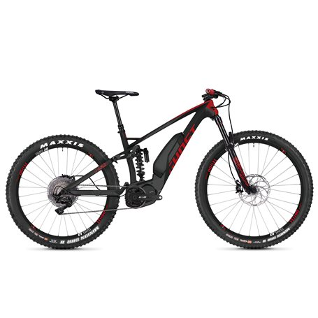 Ghost Hybride Slamr S6.7+ LC E-Bike 2019 titanium grey size M (43 cm)