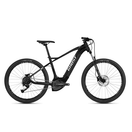Ghost Hybride HTX 2.7+ E-Bike 2020 27.5+ inch jet black size M (43 cm)