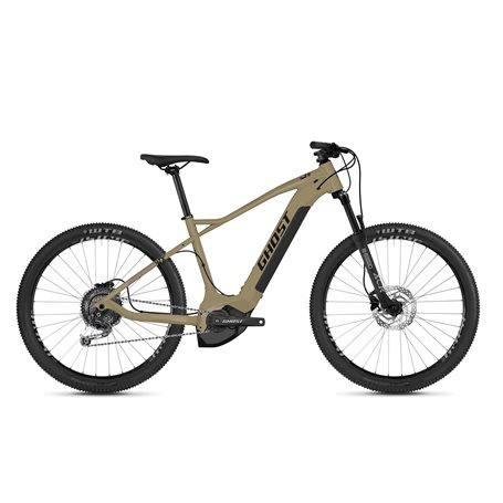 Ghost Hybride HTX 4.7+ E-Bike 2020 27.5+ inch dust jet black size S (38 cm)