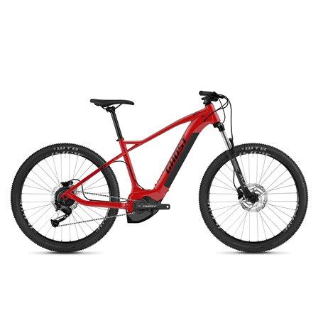 Ghost Hybride HTX 2.7+ E-Bike 2020 27.5+ inch riot red jet black size L (48 cm)