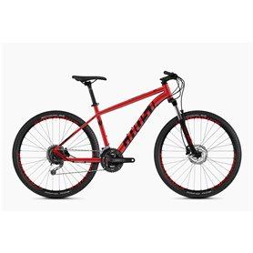 Ghost Kato 4.7 AL U MTB 2020 27.5 inch riot red night black size XS (38 cm)