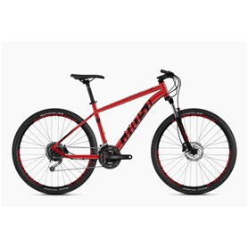 Ghost Kato 4.7 AL U MTB 2020 27.5 inch riot red night black size L (50 cm)