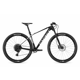Ghost Lector 3.9 LC U MTB 2020 29 inch night black star white size XS (38 cm)
