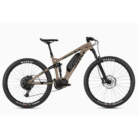 Ghost Hybride Slamr S1.7+ AL U E-Bike 2020 classic tan size XL (50 cm)