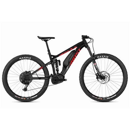Ghost Hybride Slamr S2.7+ AL U E-Bike 2020 night black size M (43 cm)