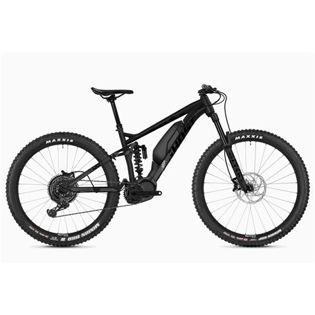 Ghost Hybride Slamr X S4.7+ AL U E-Bike 2020 night black size S (39 cm)