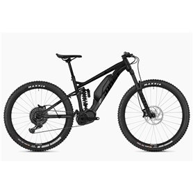 Ghost Hybride Slamr X S4.7+ AL U E-Bike 2020 night black Größe M (43 cm)
