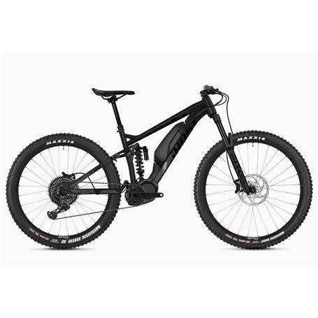 Ghost Hybride Slamr X S4.7+ AL U E-Bike 2020 night black Größe L (46 cm)