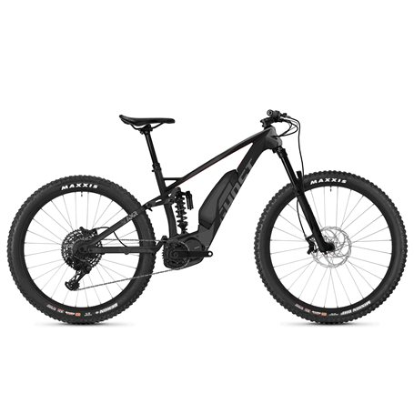 Ghost Hybride Slamr S8.7+ LC E-Bike 2020 titanium grey size S (39 cm)