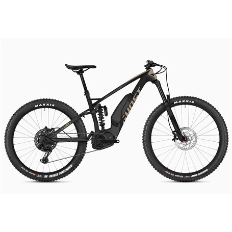 Ghost Hybride Slamr X S5.7+ LC E-Bike 2020 titanium grey size L (46 cm)