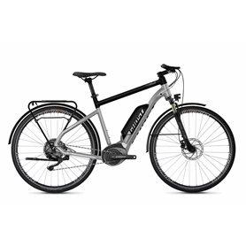 Ghost Hybride Square Trekking B2.8 AL U E-Bike 2020 silver size S (47 cm)