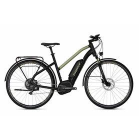 Ghost Hybride Square Trekking B5.8 AL W E-Bike 2020 jet black size S (47 cm)