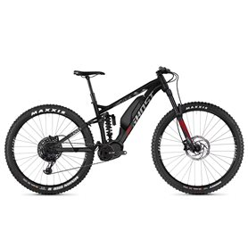 Ghost Hybride Slamr X S3.7+ AL U E-Bike 2019 night black size S (39 cm)