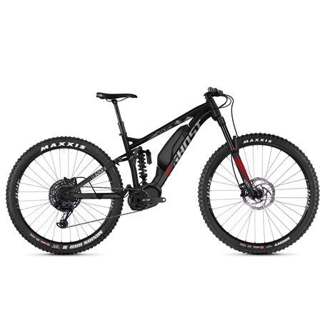 Ghost Hybride Slamr X S3.7+ AL U E-Bike 2019 night black size S (39 cm)