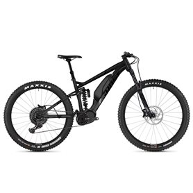Ghost Hybride Slamr X S4.7+ AL U E-Bike 2019 night black size M (43 cm)