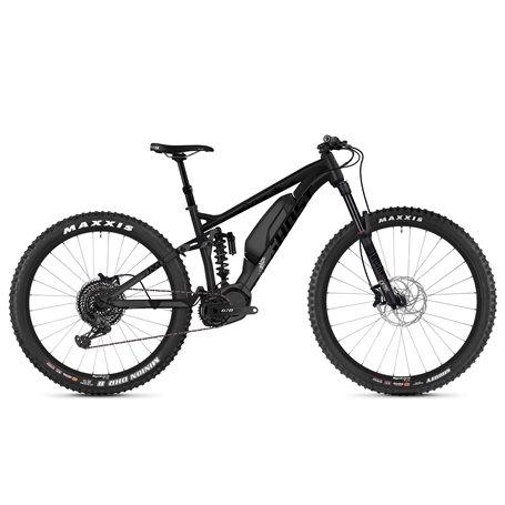 Ghost Hybride Slamr X S4.7+ AL U E-Bike 2019 night black size L (46 cm)