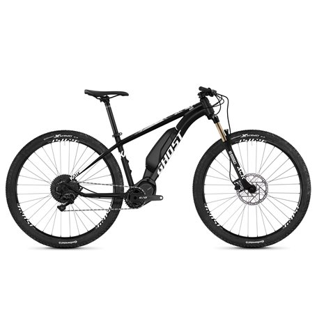 Ghost Hybride Kato S3.9 AL U E-Bike 2020 29 inch night black size S (38 cm)