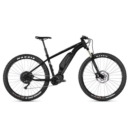 Ghost Hybride Kato X S5.7+ AL U E-Bike 2020 29 inch night black size S (38 cm)
