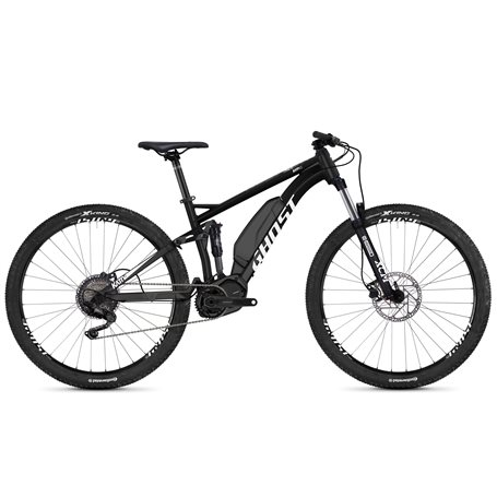 Ghost Hybride Kato FS S3.9 AL U E-Bike 2020 29 Zoll night black Größe S (39 cm)