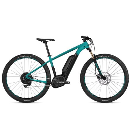 Ghost Hybride Teru B4.9 AL U E-Bike 2020 29 inch electric blue size M (42 cm)