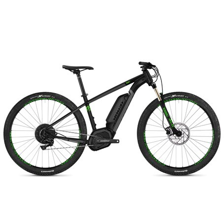 Ghost Hybride Teru B4.9 AL U E-Bike 2020 29 Zoll jet black Größe XL (50 cm)