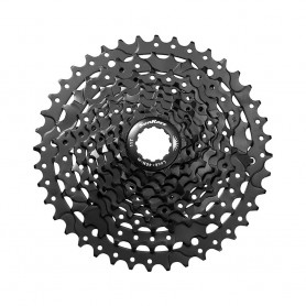 SunRace cassette CSM980 9AX 9-speed 11-40T black