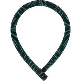 Abus Kettenschloss IVERA Chain 7210 color Länge: 85cm diving blau