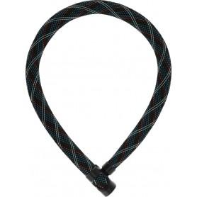 Abus Kettenschloss IVERA Chain 7210 color Länge: 85cm crossing grau