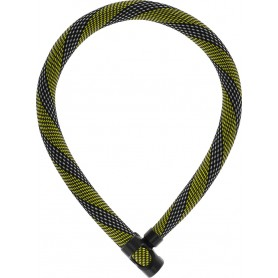 Abus chain lock IVERA Chain 7210 color length: 110cm racing yellow