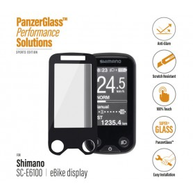 PanzerGlass screen protector for SHIMANO STEPS E6100