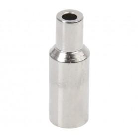 Endkappe Bremszugaußenhülle SP50, 4 mm, Stahl, Silber, 1 Stk.
