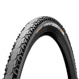 Continental CONTACT Travel bicycle tyre 42-622 Duraskin E-25 wired black