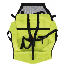 XLC replacement seat f. Kinderanh. Mono 8teen for Mono 8teen lime from 2018
