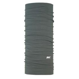 P.A.C original scarf made of microfiber graphite