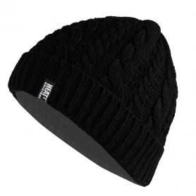 Heat² Beanie Extra Warm Kniti unisize black