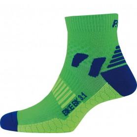 P.A.C socks Bike Cool BK 3.1 men size 44-47 neon green