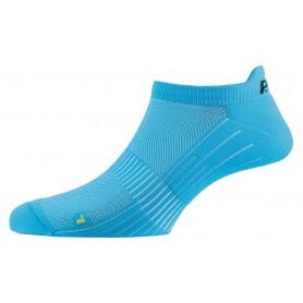 P.A.C socks Active Footie Short SP 1.0 men size 40-43 neon blue