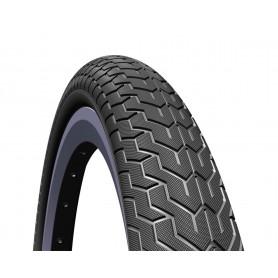 "Mitas tire Zirra R V 88 Classic 22 20x2.10 ""54-406 black, BMX"