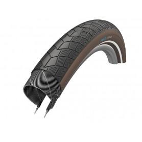 XLC tire BigX 50-622 28x2.0 black brown reflex