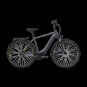 Hercules Pasero Comp I-F5 E-Bike 2020 28 Zoll 750 Wh anthrazit matt RH 53 cm