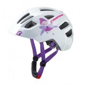 Cratoni cycling helmet Maxster Kid size XS / S 46-51cm fairy white
